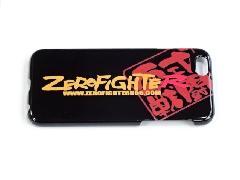 ゼロファイターロゴiPhoneハードケースカバー