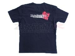 ゼロファイターオフィシャルTシャツ(ブラック)