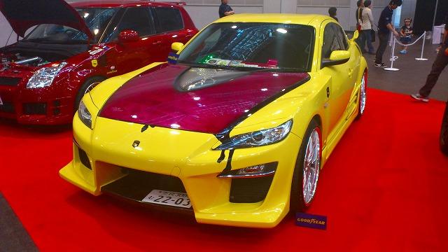 名古屋オートトレンド2012出展車