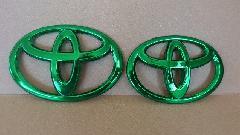 カラーエンブレム Ver. 86セット(グリーン)