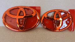 カラーエンブレム Ver. 86セット(オレンジ)