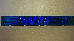 カラーエンブレム Ver. SWIFT(ブルー)