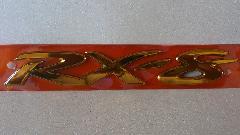 カラーエンブレム Ver.RX-8(イエローゴールド)