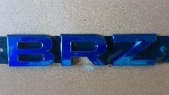 カラーエンブレム Ver.BRZ(ブルー)