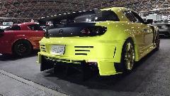 Tifaria Racing spec Rバンパー(可動式ディフューザーセット)