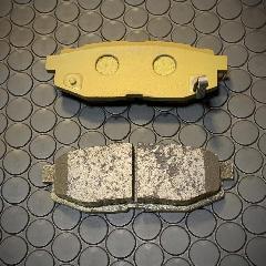 86/BRZ用 強化リヤブレーキパッド(レーシング)