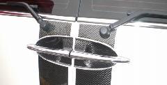 BMW MINI R55 リアハンドルプロテクター・挟み込みタイプ