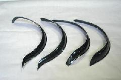 MINI 6J オーバーフェンダー・モールタイプ・カーボン平織