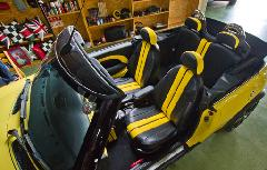 CABANAシートカバー ストライプタイプ R50〜R61 全シート