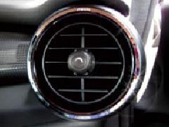 I love MINI エアーベントサイドリング BMW MINI F56