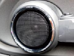 I love MINI フロントミドルスピーカーリング・BMW MINI F56