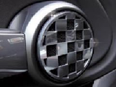 M.D.H フロントミドルスピーカーパネル BMW MINI F56