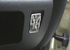 M.D.H ヘッドライトコントロールスイッチトリムUJバッチ BMW MINI R50/53