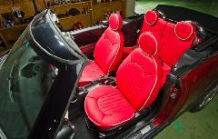 CABANAシートカバー パークレーン R50〜R61 全シート