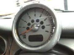 M.D.H タコメーターリング BMW MINI R50/53