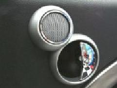 M.D.H ツィーターリング BMW MINI R50/53