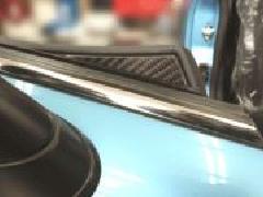 M.D.H インナードアトライアングル・カーボン BMW MINI R50/53