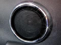 I love MINI リアミドルスピーカーリング BMW MINI F56