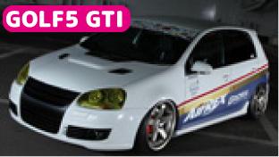 AirREX GOLF5 GTI GRORA