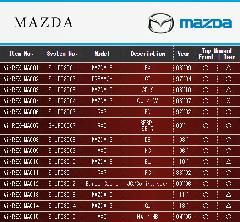 MAZDA マツダ エアレックスエアサスシステム