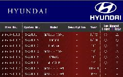 HYUNDAI ヒュンダイ エアレックスエアサスシステム