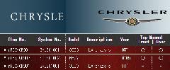 CHRYSLER クライスラー エアレックスエアサスシステム