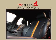WOLFIX シートカバー ニュービートル 取り付け工賃込価格