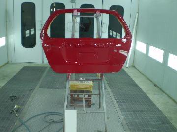 デュポン社 塗料「STANDOX」