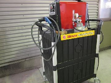 スポット溶接機/半自動溶接機