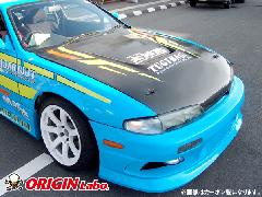 S14 シルビア 前期 Type1 FRP ボンネット