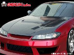 S15 シルビア 全年式 Type1 FRP ボンネット
