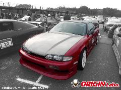 S14 シルビア前期 Type2 FRP ボンネット