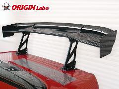 ORIGIN GTウイング 1600mmダブルウイング カーボン製3D形状