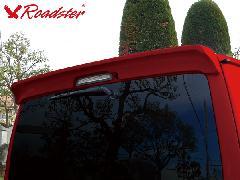 ROADSTER 200系ハイエース リアウイング VER1 標準ボディ