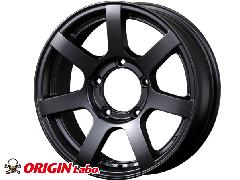 ORIGIN MUD-S7 Jimny 16インチ 5.5J +20 マットブラック ジムニー