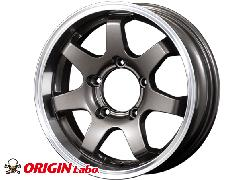 ORIGIN MUD-SR7 Jimny 16インチ 5.5J +20 ガンメタリック ジムニー