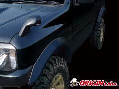 ORIGIN JB23 ジムニー +60mm オーバーフェンダー セット