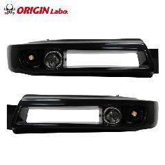 ORIGIN S13シルビア コンバットアイ withライトタイプ ライト付き 左側用エアダクト付き 左右セット