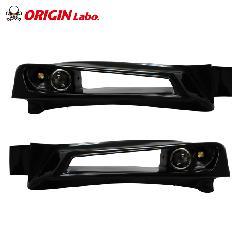 ORIGIN S14後期シルビア コンバットアイ withライトタイプ ライト付き 左側エアダクト付 左右セット