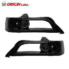 ORIGIN 100系チェイサー全年式コンバットアイ withライトタイプ ライト付き右側エアダクト付 左右セット