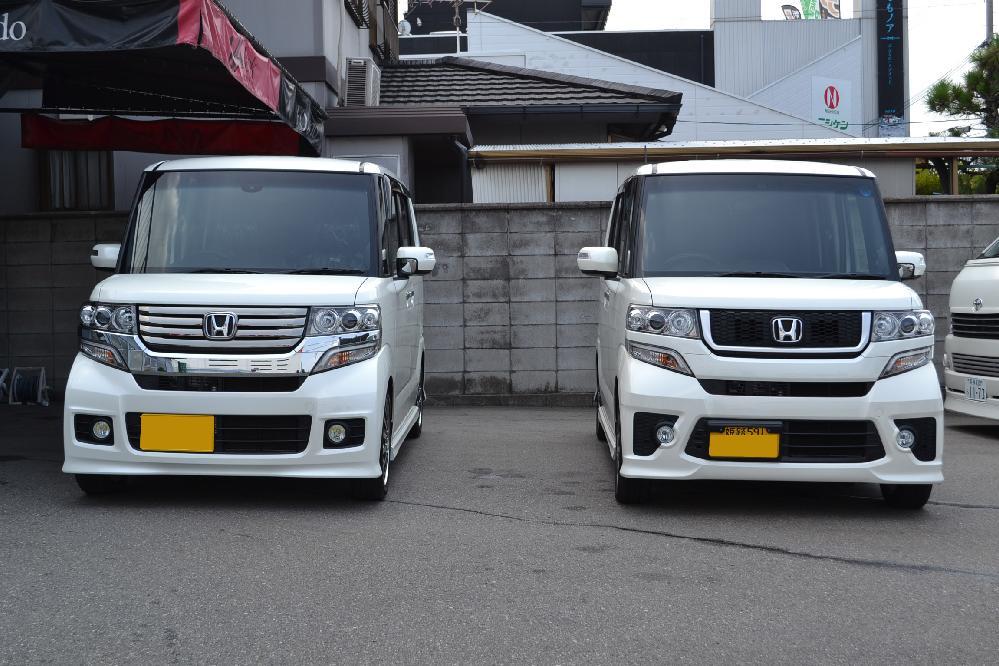 ホンダ 新型N-BOX/カスタム値引き 年8月-納期/ …