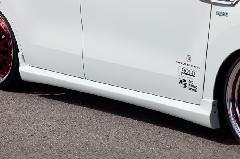ワゴンRスティングレー(MH34S) ALLURE サイドステップ 1色ペイント
