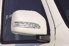 アトレーワゴン(S321G)前期 ALLURE ウィンカーミラーカバー 1色ペイント