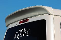 アトレーワゴン(S321G)前期 ALLURE リアウィング 1色ペイント