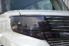 タントカスタム(LA600S) ALLURE ヘッドライトカバー