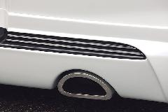 ALLURE MH23S ワゴンR オリジナルマフラー