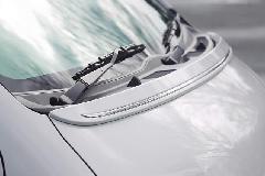 Crave �T型�U型 ハイエースワイド ボンネットスポイラー 1色ペイント