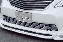 Crave ZVW40/41W プリウスα フロントバンパービレット