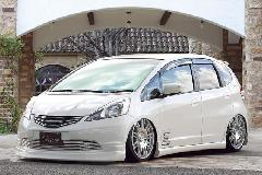 Crave GE6 FIT 前期 F/S/R 3点セット 1色ペイント