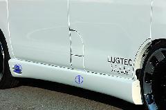 アトレーワゴン(S321G)前期 ALLURE サイドステップ 2色ペイント